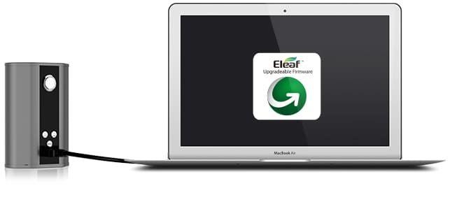 официальная страница Eleaf
