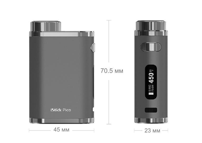 Батарейный мод Eleaf istick Pico