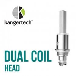 Испаритель Kangertech Dual Coil 1.5 Ом