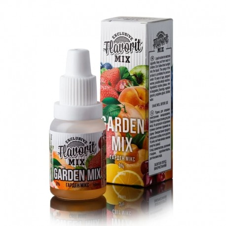 Жидкость Flavorit Garden Mix (яблоко)