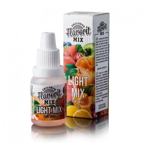 Жидкость Flavorit Light Mix (фрукты)