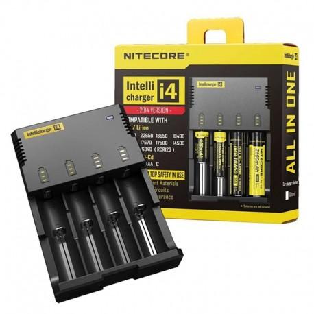 Nitecore i4 зарядное устройство