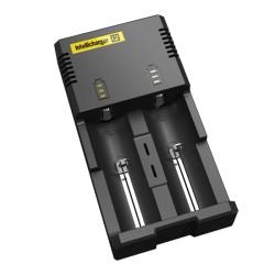 Nitecore i2 зарядное устройство