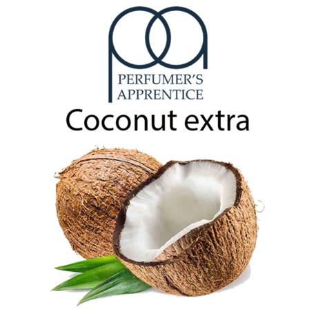 Ароматизатор TPA Coconut extra (Кокос экстра) 5 мл