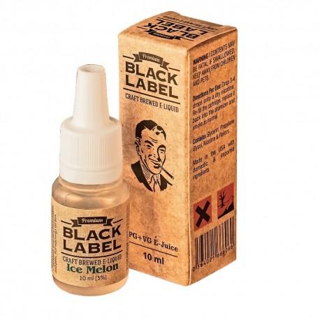 Жидкость Black Label Ice Melon (Дыня) 10 мл 3%