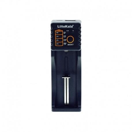 LiitoKala Lii-100 зарядное устройство