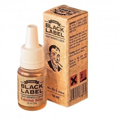 Жидкость Black Label Eskimo Kiss Мороженное 10 мл 3 мг