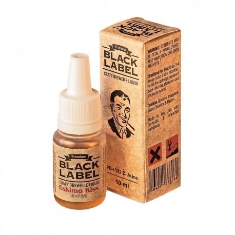 Жидкость Black Label Eskimo Kiss Мороженное 10 мл 6 мг