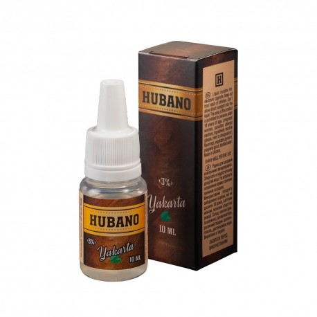 Жидкость Hubano Yakarta Мята 10 мл 3 мг