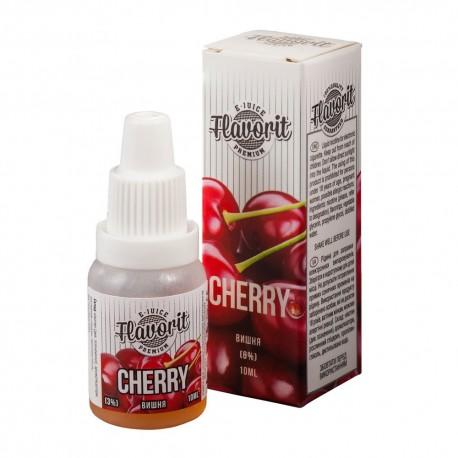 Жидкость Flavorit Cherry Вишня 10 мл 3%