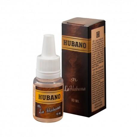 Жидкость Hubano La Habana (Ла Хабана) 10 мл 3 мг
