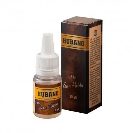 Жидкость Hubano San Pablo (Сан Пабло) 10 мл 3 мг