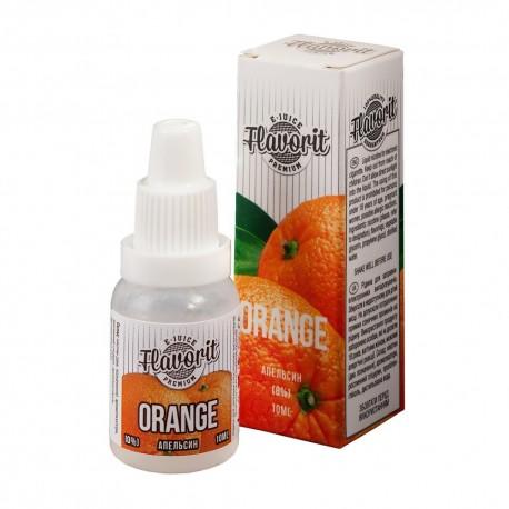 Жидкость Flavorit Orange (Апельсин) 10 мл 0 мг