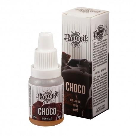 Жидкость Flavorit Choco (Молочный шоколад) 10 мл 0 мг
