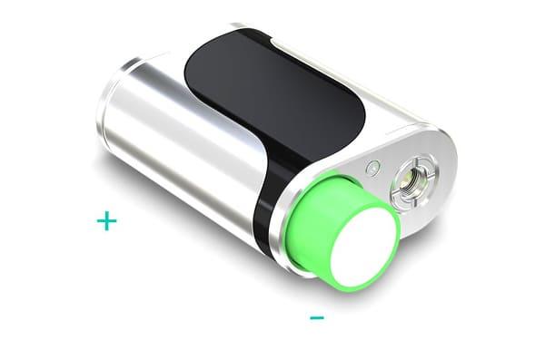 Eleaf iStick Pico 25 батарейный отсек