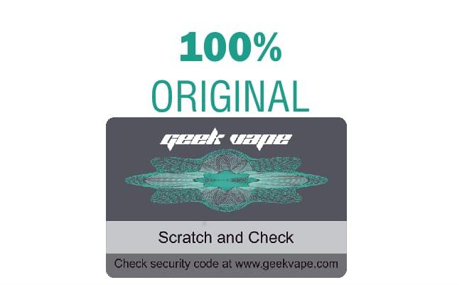 100% geekvape