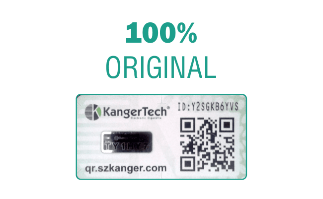 100% Original Kangertech