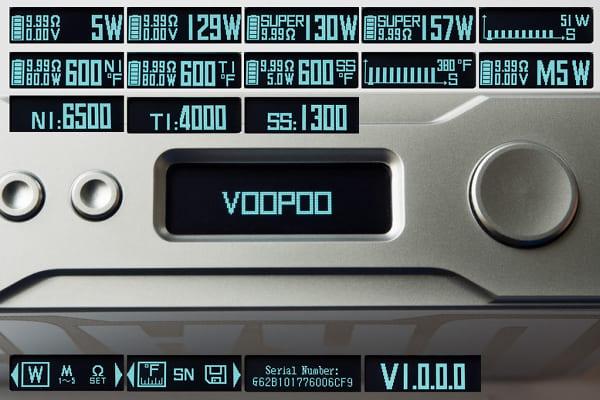 VooPoo Drag 157